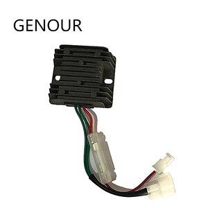 Image 3 - Automatic voltage regulator AVR for 178F 186F DIESEL GENERATOR  FREE POSTAGE 5KW  Diesel generator 3 wires  ADJUSTER STABILIZER