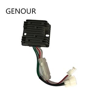 Image 3 - 自動電圧レギュレータavr 178F 186Fディーゼルgenerator無料切手 5KWディーゼル発電機 3 ワイヤアジャスタースタビライザー