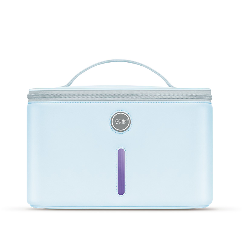 110V 220V UV Sterilizer Professional Disinfection Bag Underwear Baby Bottle Toy Mask Sterilizer With 24 LED Lights