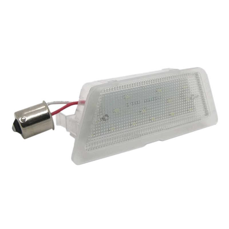 1X LED LED numéro plaque d'immatriculation lumière pour Opel Astra G 98-04 voiture lumière d'immatriculation voiture style