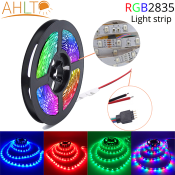 5M SMD 2835 DC 300LED Non-waterproof Light Strip With Super Bright Cool White/warm White/ice Blue/red/green/blue Home Decoration