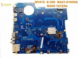 Image 2 - Original for Samsung  RV415 laptop motherboard RV415  E 300  BA41 01650A   BA92 10152A tested good free shipping