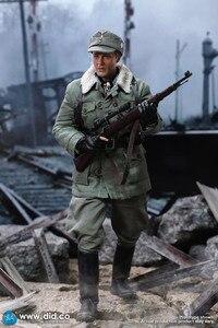 Image 4 - Yaptı D80138 10th yıldönümü savaşı Stalingrad 1942 alman büyük Erwin Konig 1/6 şekil