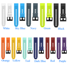 Watch band Quick fit Wrist Band Watch Strap for Garmin Fenix 5 forerunner 935 GPS Watchband for garmin fenix 3 HR fenix 5S plus garmin fenix 5 sapphire black black band