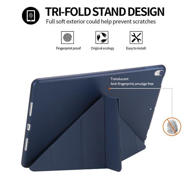 Купить для ipad air1 2102pro 105 2019972017 2018 чехол для планшета картинки цена