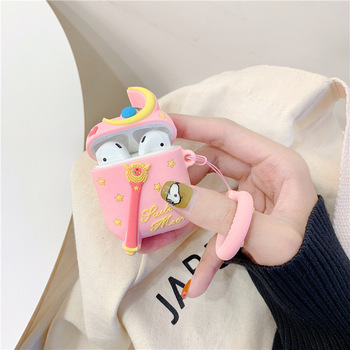 Funda para airpods Sailor Moon Sailor Moon