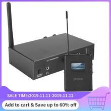 Für ANLEON S2 Drahtlose In Ear Monitor System Bühne 561 568Mh / 526 535Mhz / 670 680MHZ Sender Empfänger Überwachung 100 240V