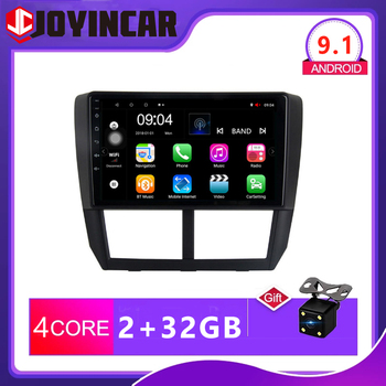 For Subaru Forester 3 SH 2007 - 2013 Car Radio MP5 Multimedia Video Player GPS Navigation 2Din Android 9.1 WiFi Touch Screen image