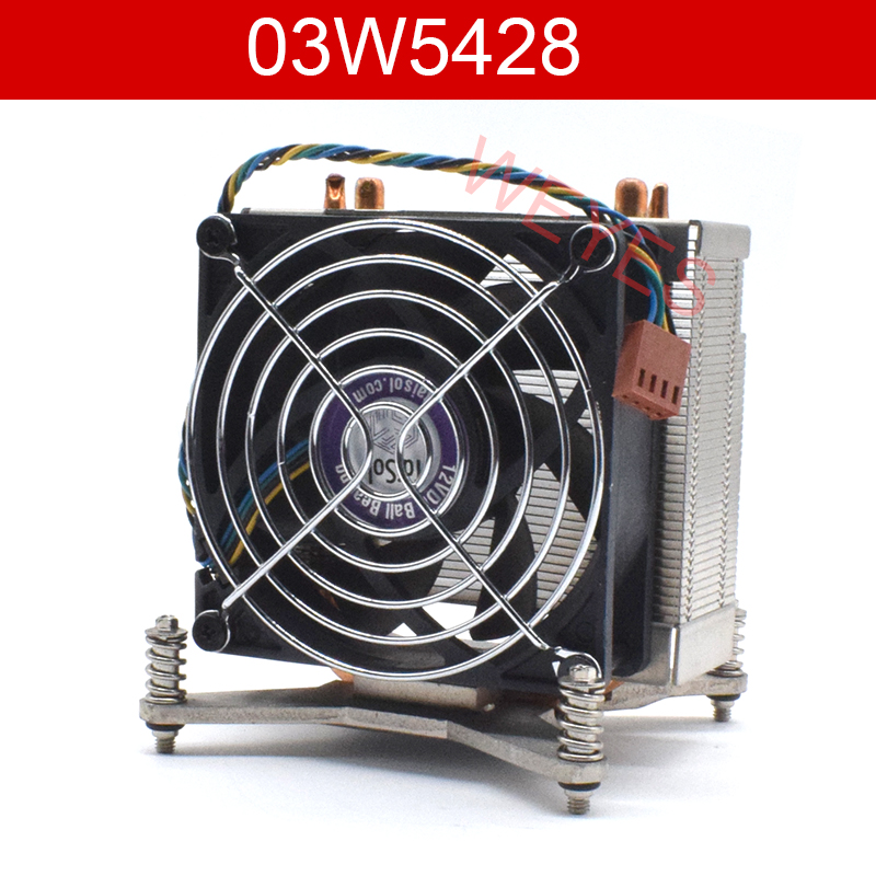 Processeur de serveur Refroidisseur C30 D30 S30 Poste Serveur REFROIDISSEUR DE PROCESSEUR 2011 broches 03W5428 03T7823 03T8381
