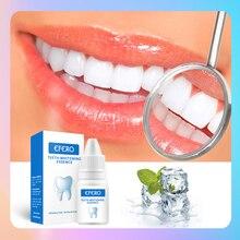 EFERO отбеливающая эссенция для зубов, гигиена полости рта, удаление пятен, зубной налет, очищающая Сыворотка для отбеливания зубов, стоматологические инструменты, зубная паста