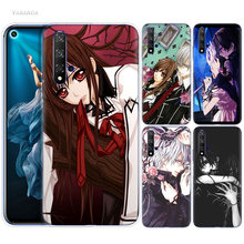 Vampire Knight Case for Huawei Honor 9X 8X Y9 20 S 8C 9 10 Play 8A Lite Pro V20 Y7 Y6 2019 Soft Phone Coque Cover Anime Fundas(China)