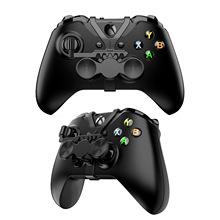 Mini gry wyścigowe Gamepad kierownica pomocniczy kontroler dla Xbox One dla Xbox One Slim dla Xbox One X akcesoria tanie tanio ONLENY Microsoft Specially designed for XBox One S XBox One X Controller black for xbox one for xbox one slim for xbox one x controller
