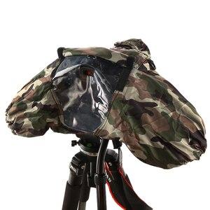Image 2 - Protector Camera Rain Covers Rainproof Waterproof Coat Bag Professional Dustproof for Canon/Nikon/Pendax/Sony DSLR SLR