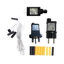 3 в 1 адаптер для замены батарей aa Питание от батареи типа