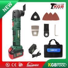 KGB multitul instruments Oscillating Tool Kit Multi-Tool cordless Multi Ferramenta Oscilante Electric Trimmer Saw Accessories