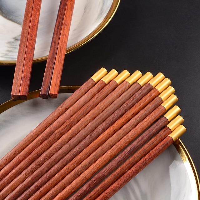 Фото деревянные палочки для суши палочки еды посуда портативная подарочная цена
