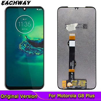Well Test For Moto G8 Plus LCD Screen Display Touch Digitizer Screen Glass Replacement For Motorola g8 Plus Display G 8 plus LCD for motorola moto g5 lcd display touch screen xt1672 xt1676 lcd screen glass digitizer complete assembly