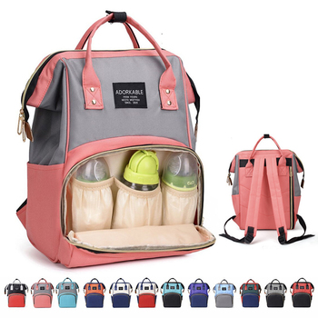 diaper bag handbags for moms multi function wetbag travel backpack large capacity with insulted pocket handbag nappy bags tote new mummy bag large capacity multi-function nappy bag shoulders portable travel backpack nurse bag for baby care