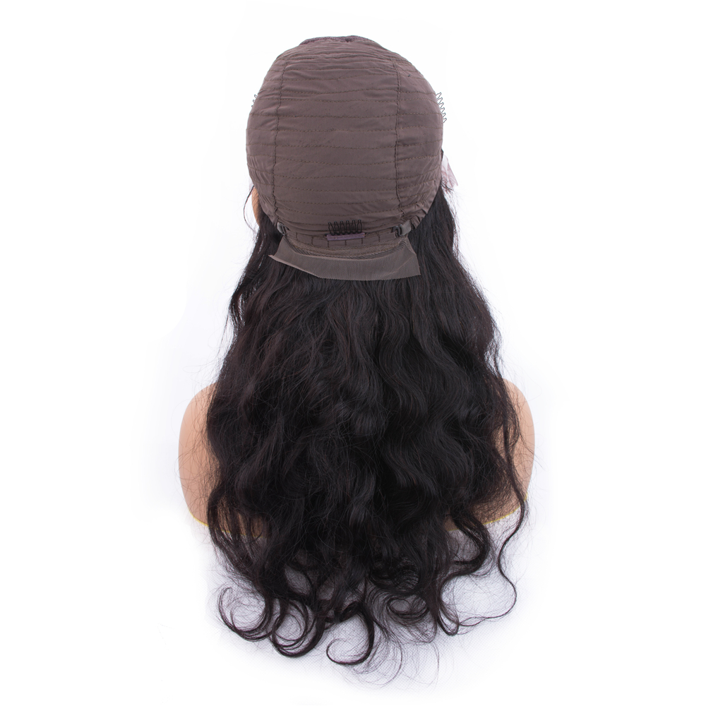 H24ea546a5fee4decb9c4b5c85befc2d2Y Body Wave Lace Frontal Wig Human Hair Wigs 13×4 Lace Frontal Human Hair Wigs For Black Women Pre Plucked Non Remy Hair
