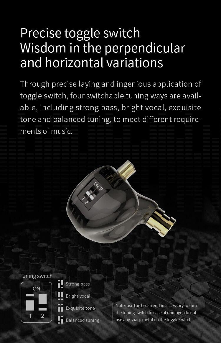 destacável de áudio 3.5mm 2.5mm 0.78mm cabo