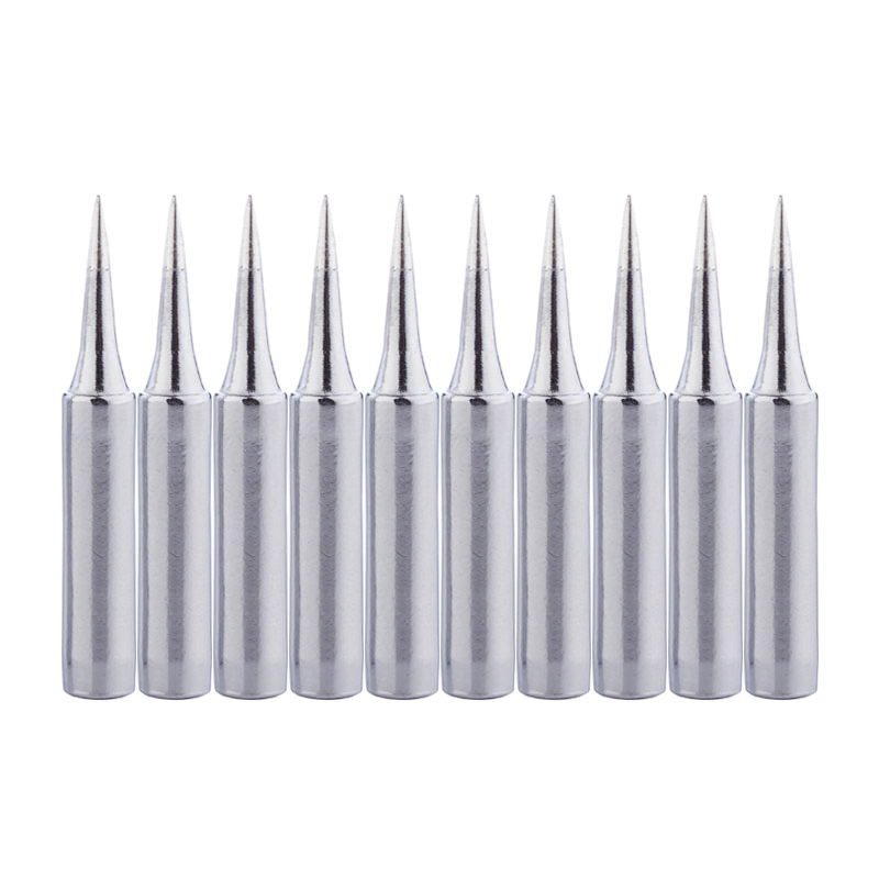 10Pcs/Lot 900M-T-I Lead-Free Soldering Replacement Solder Iron Tips For Welding Rework Station Repair Tool