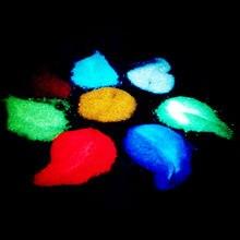 100g lumineux sable magique sol Aquarium décor Aquarium substrat bricolage souhaitant étoile bouteille Aquarium décoration ornements