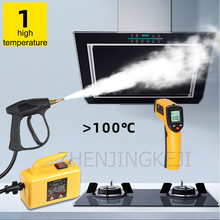 High Pressure And High Temperature Steam Cleaner Home Appliance Disinfection Oil Cleaning Machine Car Washer Cleaning Tools Tool