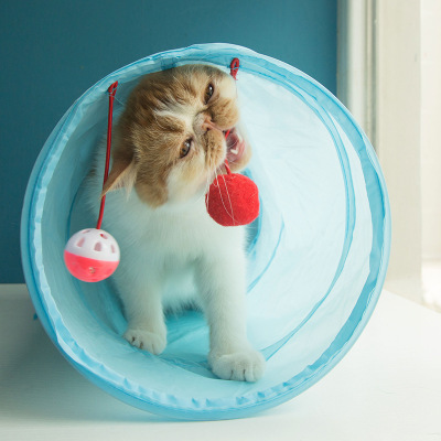 Cat Tunnel Toy  3