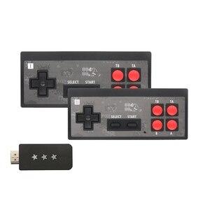 Image 3 - Домашние Игровые приставки HD ТВ Игровые приставки Y2 + HD видео игровые приставки беспроводные игровые консоли ручки