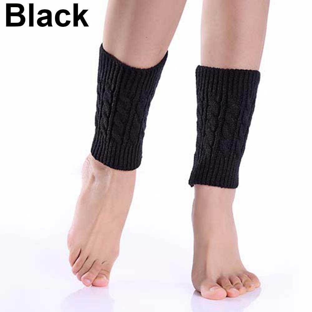 Bacak sıcak tığ örgü büküm çizme çorap Toppers manşet Calentadores de Piernas Mujeres sгетры 2019 yeni sıcak bacak ısıtıcıları kadınlar fashi