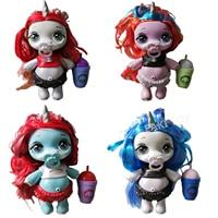 4 Styles Poopsie Slime Big 27*17CM Unicorn Ball Dolls Poop Girls Toys Hobbies Accessories Rainbow Bright Star Doll