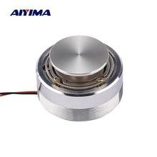 Altavoz portatil alto-falante de vibração de gama completa altavoz alto-falante de baixo de ressonância aiyima alto-falante portátil de áudio 25w/20w 4 ohm/8 ohm 44/50mm