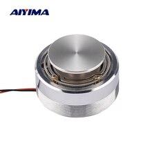 AIYIMA Altavoz portátil de sonidos graves de resonancia, 25W/20W, 4 Ohm/8 Ohm, 44/50MM, Altavoz de vibración de rango completo
