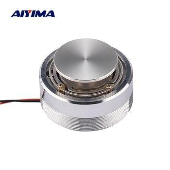 AIYIMA-Altavoz portátil de sonidos graves de resonancia, 25W/20W, 4 Ohm/8 Ohm, 44/50MM,...