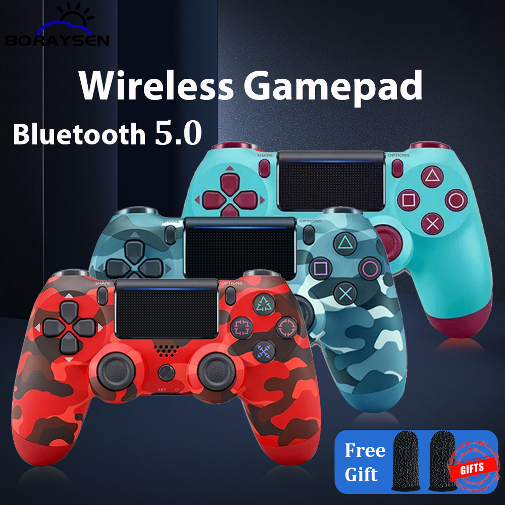 Wireless Bluetooth Gamepad Controller For PS4 Play station 4 Console Joystick Control Gamepad For PS4 pro Controller Dualshock 4