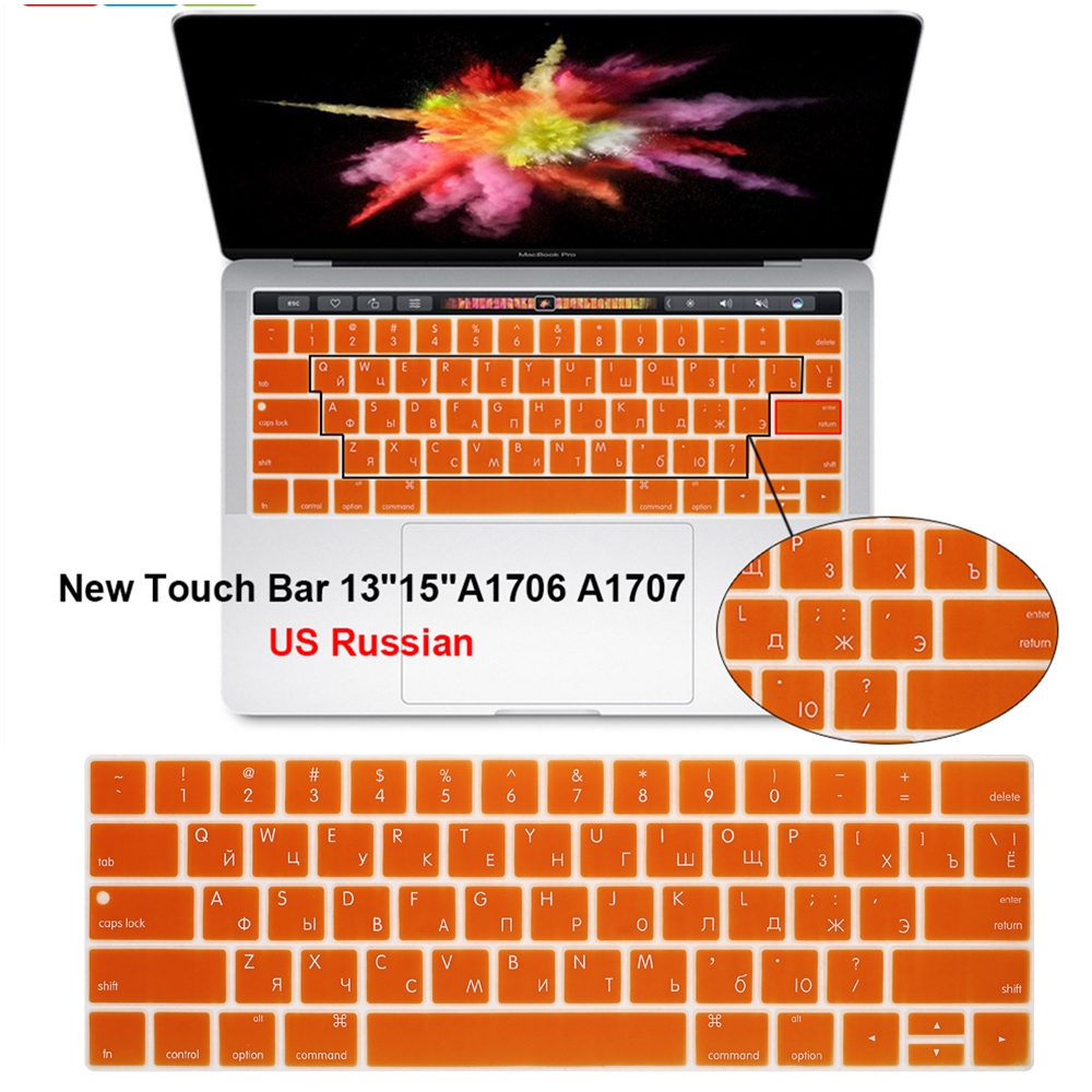 "Checker Series Soft Red Silicone Keyboard Cover Skin for Macbook Air 11/"" A1465"