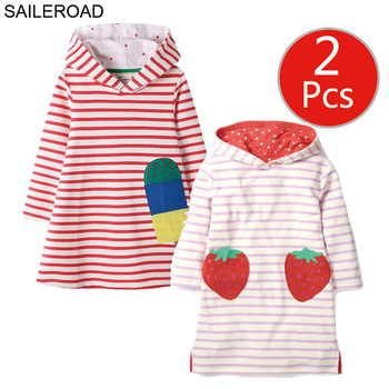 Sweatshirts Hoodies Dress for Kids