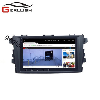 Android multimedia car dvd player gps navigation for suzuki Alto /Celerio /Cultus 2015 /2016/2017 audio stereo image