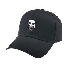 Designer Cartoon Figure Baseball Cap Man Hat Fashion Dad Hat Summer Sunhat Adjustable Snapback Hip Hop Hats