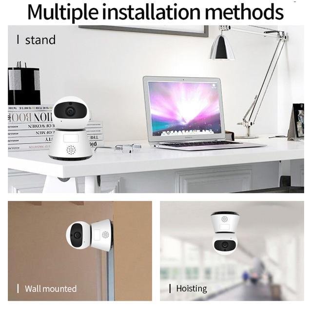 720/1080P  Wireless Mini IP Camera Wifi Pa Kas 5