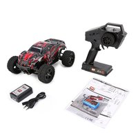 REMO 1631 1/16 Scale 2.4G 40km/h High Speed 4WD Brushed Off Road Truck Big Wheels Bigfoot SMAX RC Car Remote Control Kids Gift