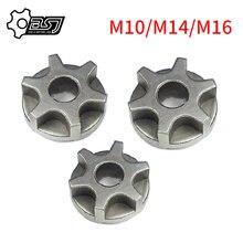 M10/m14/m16 цепная пила зубчатая передача 100 115 125 150 180