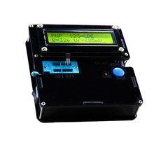 Probador de transistores multifuncional, Kit de bricolaje, condensador de triodo, medidor ESR, PWM, generador de señal de frecuencia de onda cuadrada