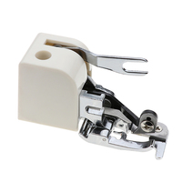 Side Cutter Overlock Sewing Machine Presser Foot Feet Attachment For All Low Shank Singer Janome Brother Household Sewing Tools|Sewing Machines| |  -