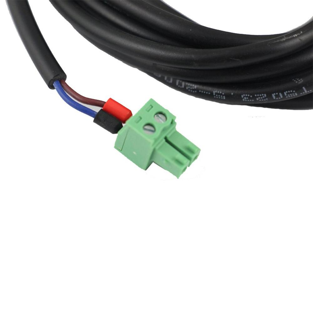 Tracer BN Landstar Viewstar Temperature Sensor Cable For MPPT Solar Charge Controller With 3.81/2P Connector (RTS300R47K3.81A)