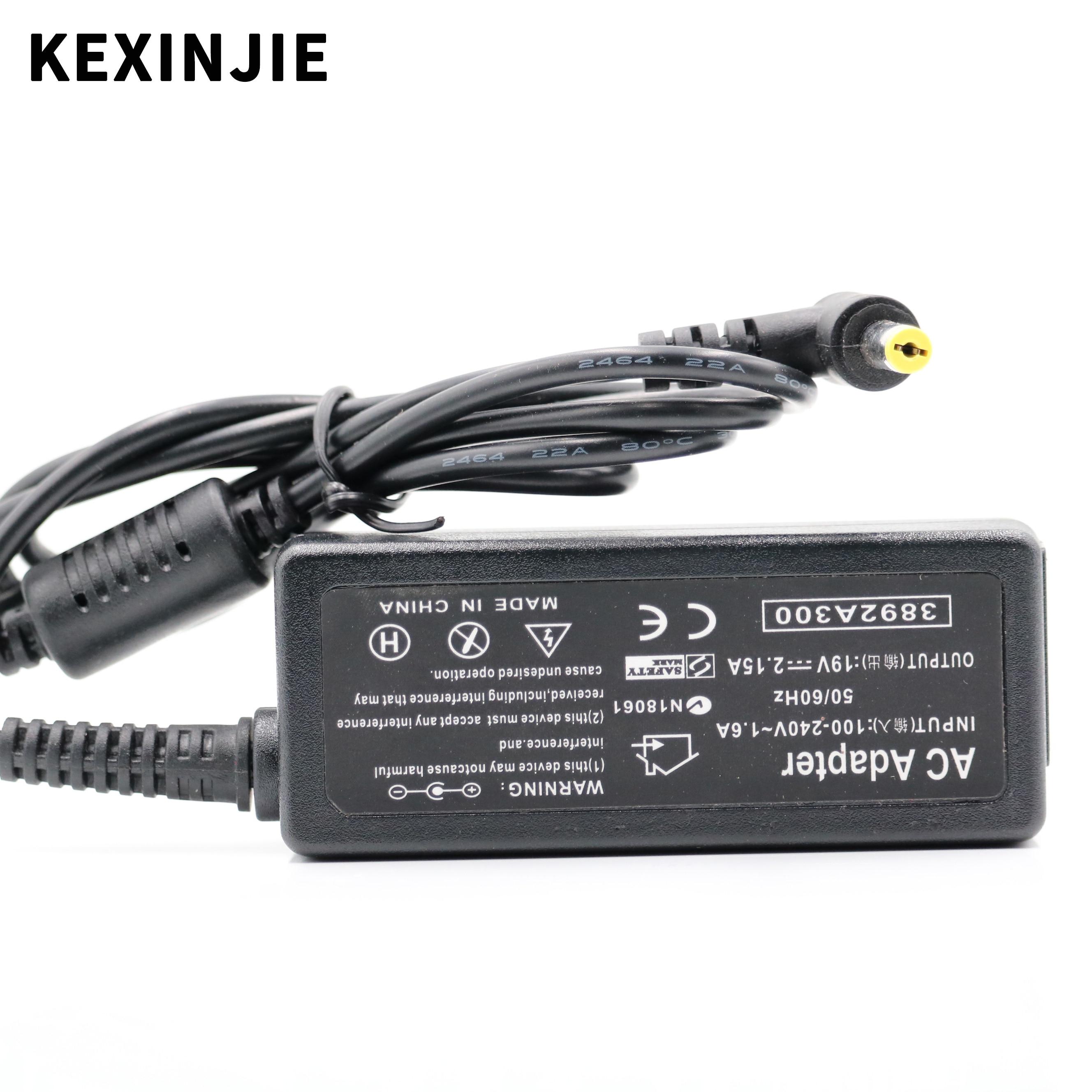 40W 19V 2.15A AC power adapter Fonte para Acer Aspire E1-572 E3-111 E3-112 E5-411 E5-421 E5-471 E5-511 E5-521 E5-531 carregador