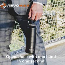 Revomax Large Capacity Stainless Steel Thermos Portable Vacuum Insulated Flask