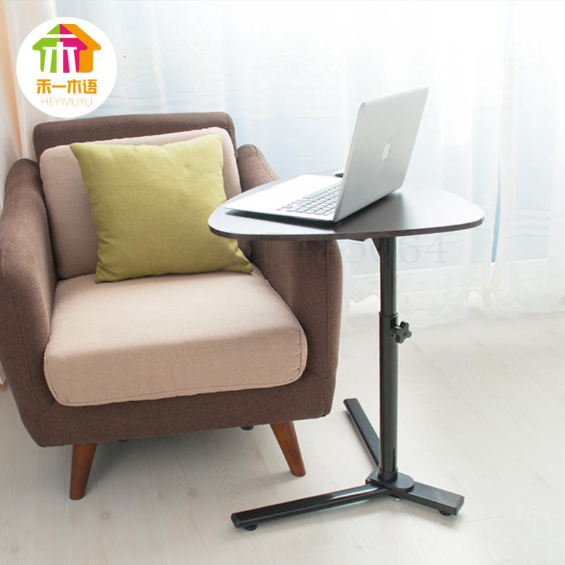 Прикроватный подъемник, мобильный столик для ноутбука, прикроватный ленивый компьютерный стол, стол для кровати
