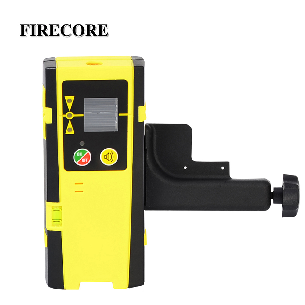 FIRECORE Red Green Laser Level Receiver Detector For F93T-XR/F93T-XG/F93TR/F93TG/F190R/F190G/F118G/FIR411G/FIR411R