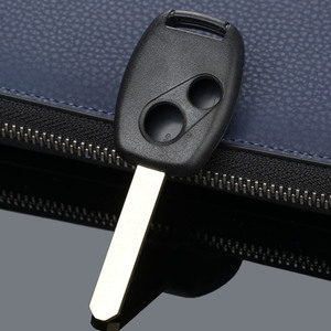 Image 1 - 2 tasten Auto Repalcement Key Keyless Entry Remote Key Fob Shell Fall Uncut Klinge Für HONDA Accord Civic Fit Pilot CR V